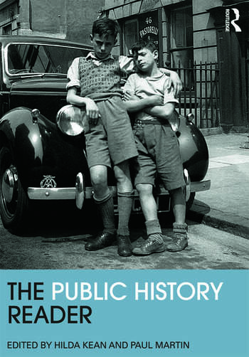 The Public History Reader book cover