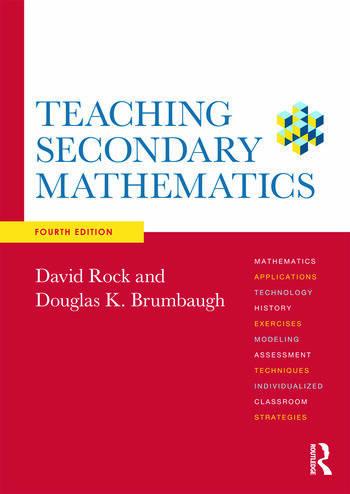 Teaching Secondary Mathematics book cover