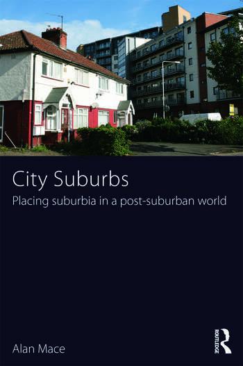 City Suburbs Placing suburbia in a post-suburban world book cover