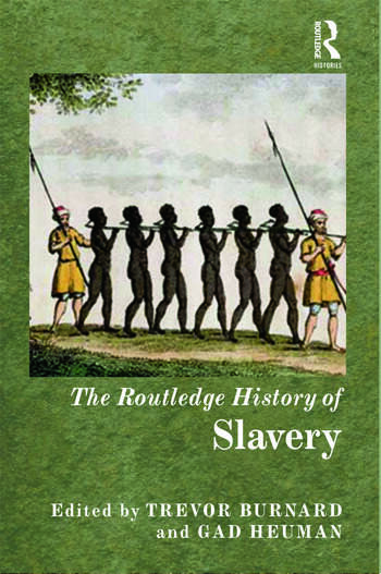 The Routledge History of Slavery book cover