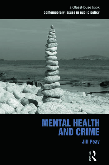 Mental Health and Crime book cover