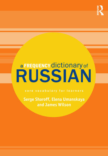 frequency dictionary  russian core vocabulary  learners crc press book