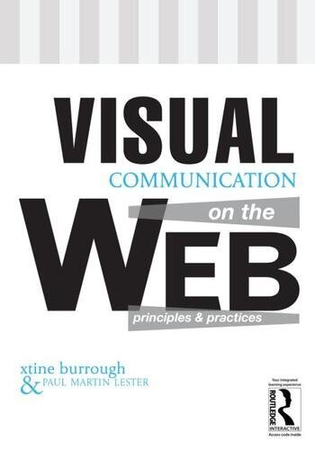 Visual Communication on the Web book cover