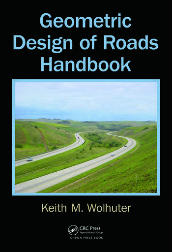 Geometric Design of Roads Handbook book cover