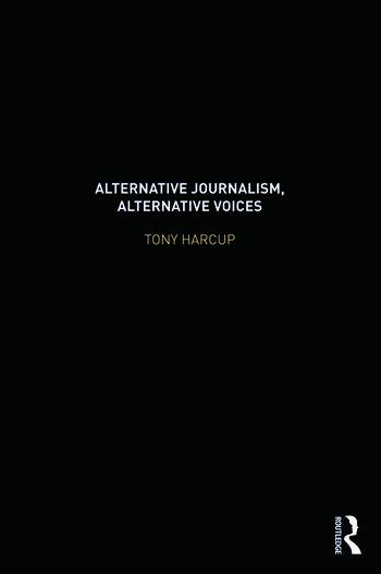 Alternative Journalism, Alternative Voices book cover
