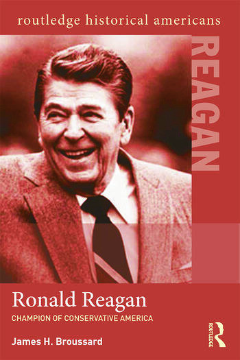Ronald Reagan Champion of Conservative America book cover