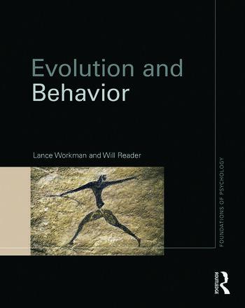 Evolution and Behavior book cover