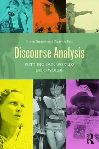 Discourse Analysis Putting Our Worlds into Words book cover