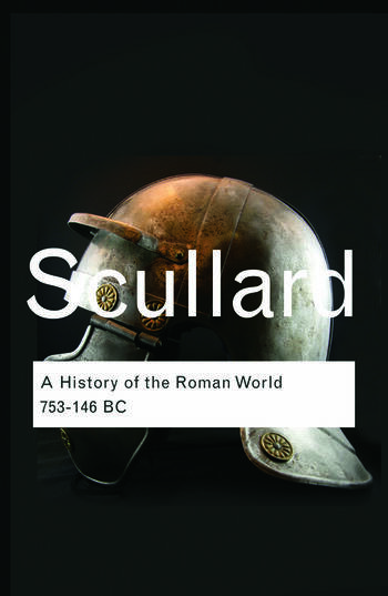 A History of the Roman World 753 to 146 BC book cover