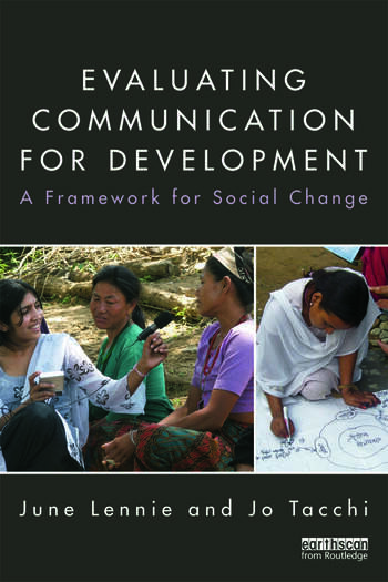 Evaluating Communication for Development A Framework for Social Change book cover