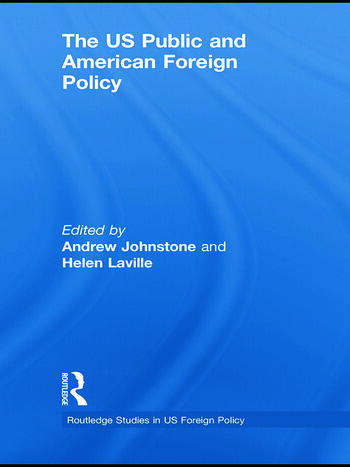 The US Public and American Foreign Policy book cover