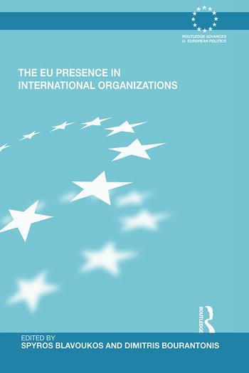 The EU Presence in International Organizations book cover