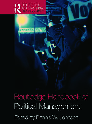Routledge Handbook of Political Management book cover