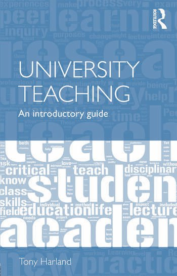 University Teaching An Introductory Guide book cover