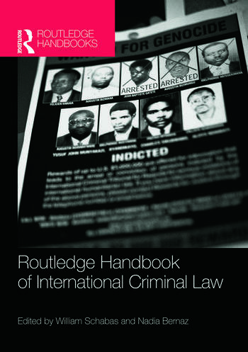 Routledge Handbook of International Criminal Law book cover