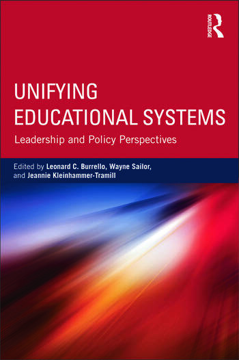 Unifying Educational Systems Leadership and Policy Perspectives book cover