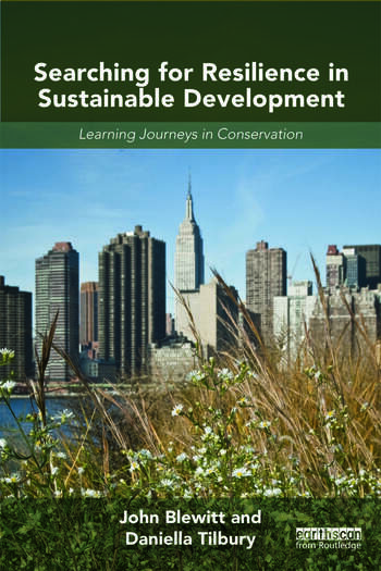 Searching for Resilience in Sustainable Development Learning Journeys in Conservation book cover