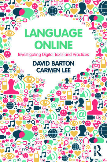 Language Online Investigating Digital Texts and Practices book cover