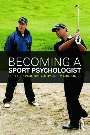 Becoming a Sport Psychologist book cover