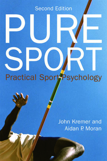 Pure Sport Practical sport psychology book cover