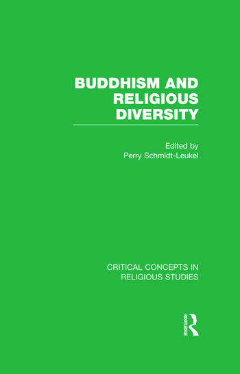 Buddhism and Religious Diversity book cover