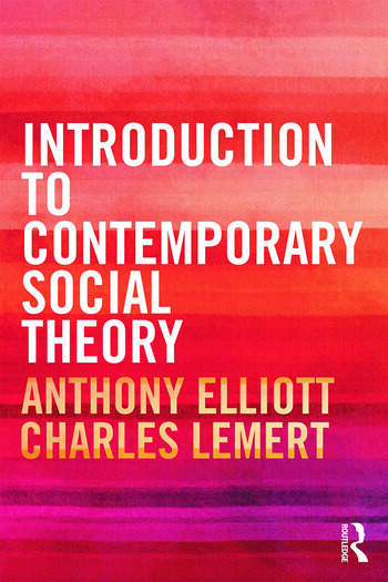 Introduction to Contemporary Social Theory book cover