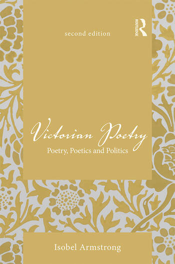 Victorian Poetry Poetry, Poetics and Politics book cover