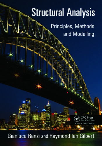 Structural Analysis Principles, Methods and Modelling book cover