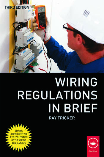 Wiring Regulations in Brief book cover