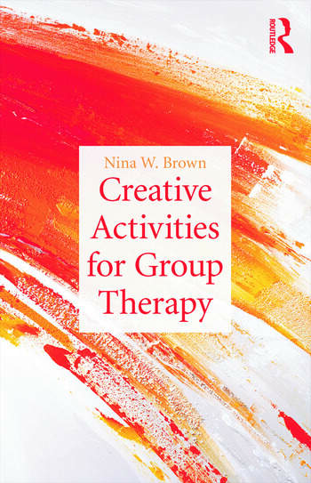 Creative Activities for Group Therapy book cover