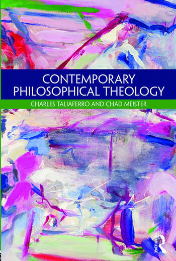 Contemporary Philosophical Theology book cover