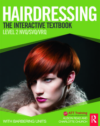 Hairdressing: Level 2 The Interactive Textbook book cover