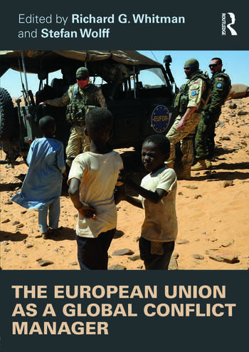 The European Union as a Global Conflict Manager book cover