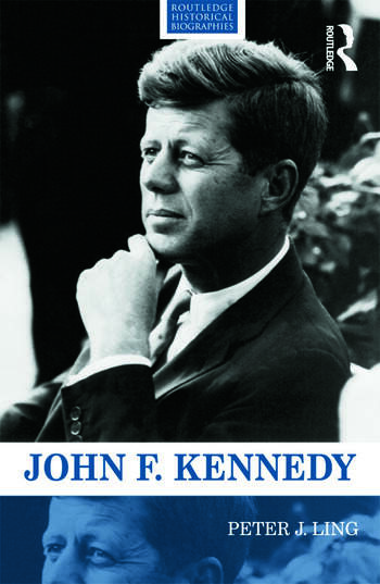 John F. Kennedy book cover