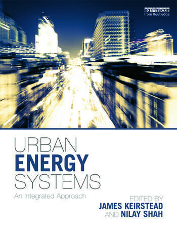 Urban Energy Systems An Integrated Approach book cover