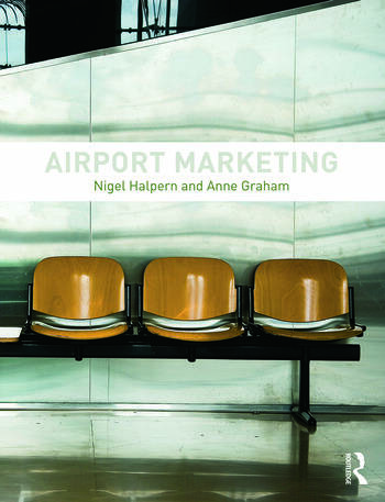 Airport Marketing book cover