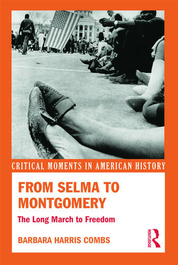 From Selma to Montgomery The Long March to Freedom book cover