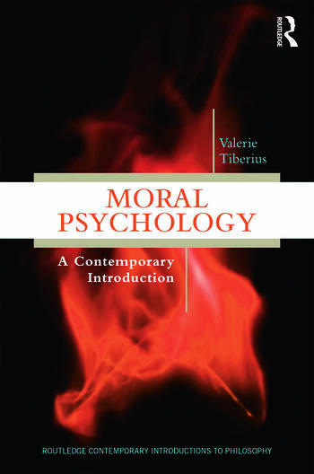 Moral Psychology A Contemporary Introduction book cover