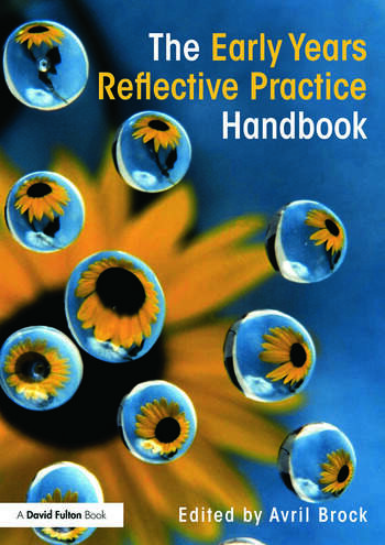 The Early Years Reflective Practice Handbook book cover