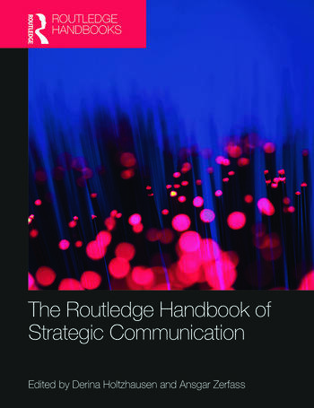 The Routledge Handbook of Strategic Communication book cover