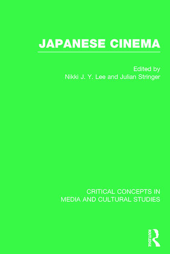 Japanese Cinema book cover