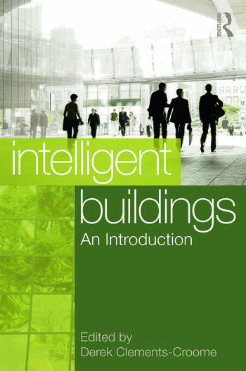 Intelligent Buildings: An Introduction book cover