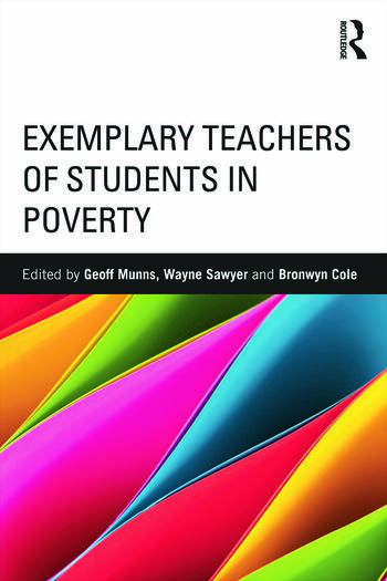 Exemplary Teachers of Students in Poverty book cover