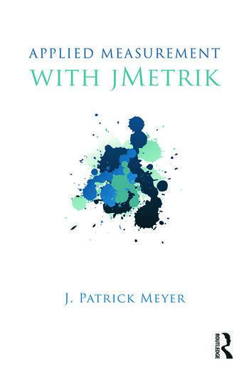 Applied Measurement with jMetrik book cover