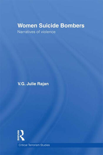 Women Suicide Bombers Narratives of Violence book cover