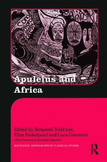 Apuleius and Africa book cover