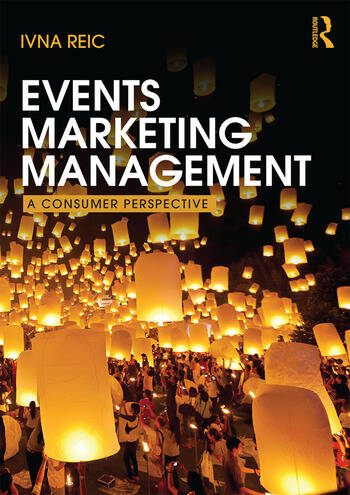 Events Marketing Management A consumer perspective book cover