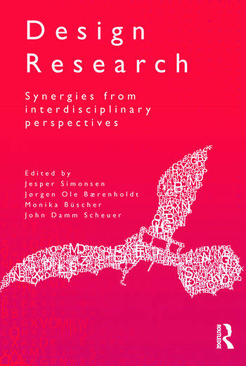 Design Research Synergies from Interdisciplinary Perspectives book cover
