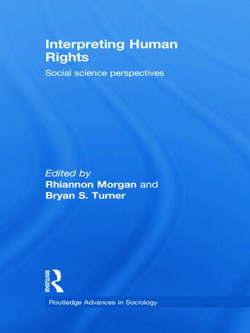 Interpreting Human Rights Social Science Perspectives book cover