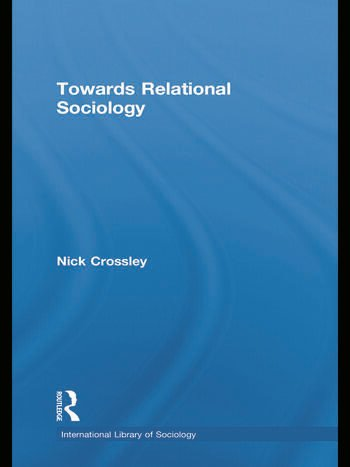 Towards Relational Sociology book cover